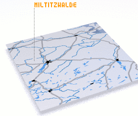 3d view of Miltitzwalde