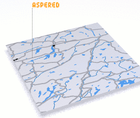 3d view of Äspered