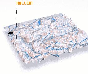 3d view of Hallein