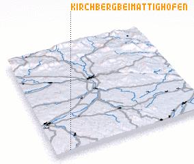 3d view of Kirchberg bei Mattighofen