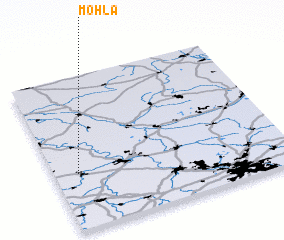3d view of Möhla