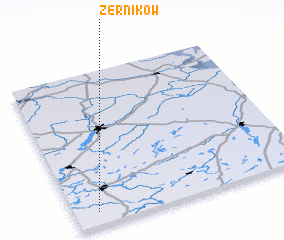 3d view of Zernikow