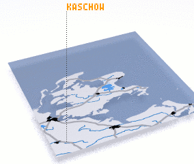 3d view of Kaschow