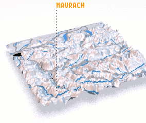 3d view of Maurach