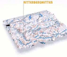 3d view of Mitterberghütten