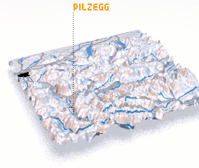 3d view of Pilzegg