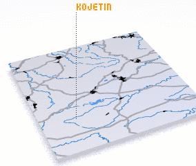 3d view of Kojetín