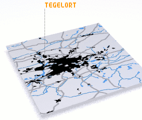 3d view of Tegelort