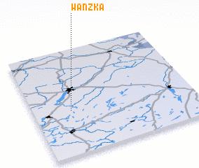 3d view of Wanzka