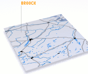 3d view of Broock