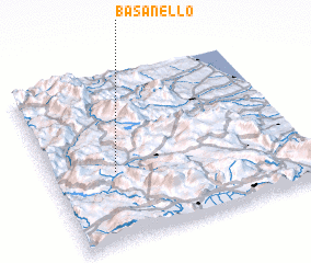 3d view of Basanello