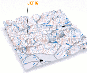 3d view of Jenig