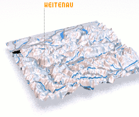 3d view of Weitenau