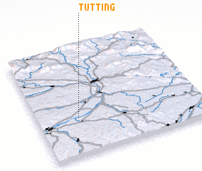 3d view of Tutting