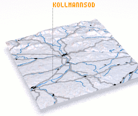 3d view of Kollmannsöd