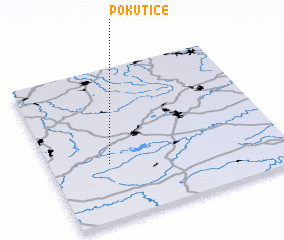 3d view of Pokutice