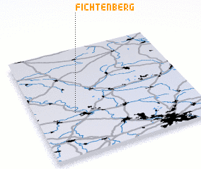 3d view of Fichtenberg