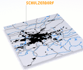 3d view of Schulzendorf