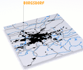 3d view of Borgsdorf