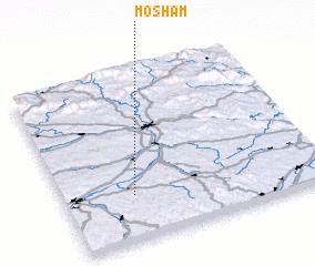 3d view of Mosham