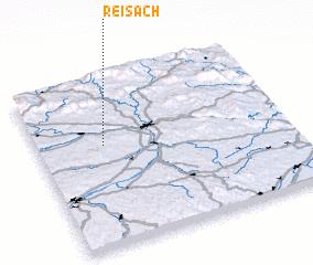3d view of Reisach