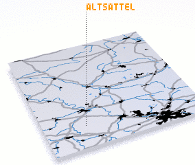 3d view of Altsattel