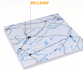 3d view of Holldorf
