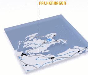 3d view of Falkenhagen