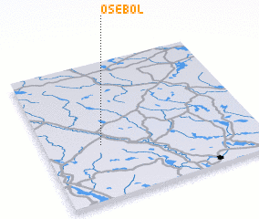 3d view of Osebol