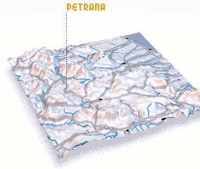 3d view of Petrana