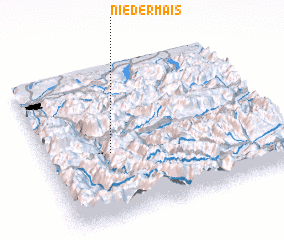 3d view of Niedermais