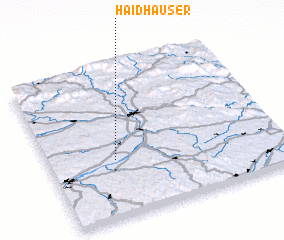 3d view of Haidhäuser
