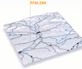 3d view of Pfalsau