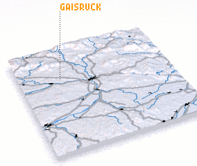 3d view of Gaisruck