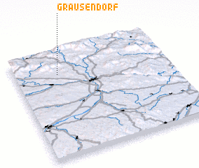 3d view of Grausendorf