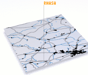3d view of Rhäsa