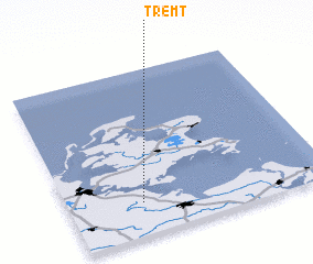 3d view of Tremt