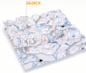 3d view of Gajach