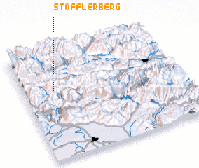 3d view of Stöfflerberg