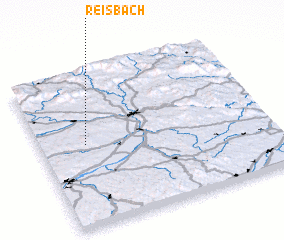 3d view of Reisbach