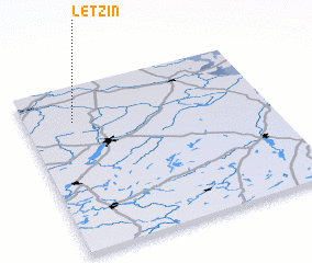 3d view of Letzin