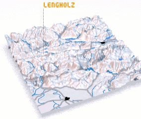 3d view of Lengholz