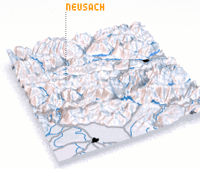 3d view of Neusach