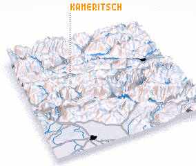 3d view of Kameritsch