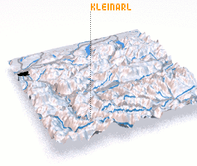 3d view of Kleinarl