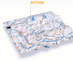 3d view of Pötting