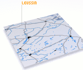 3d view of Leussin