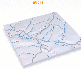 3d view of Oyali