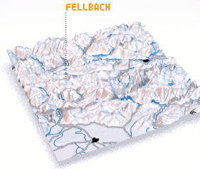 3d view of Fellbach