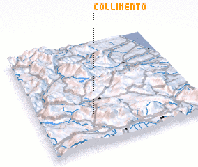 3d view of Collimento